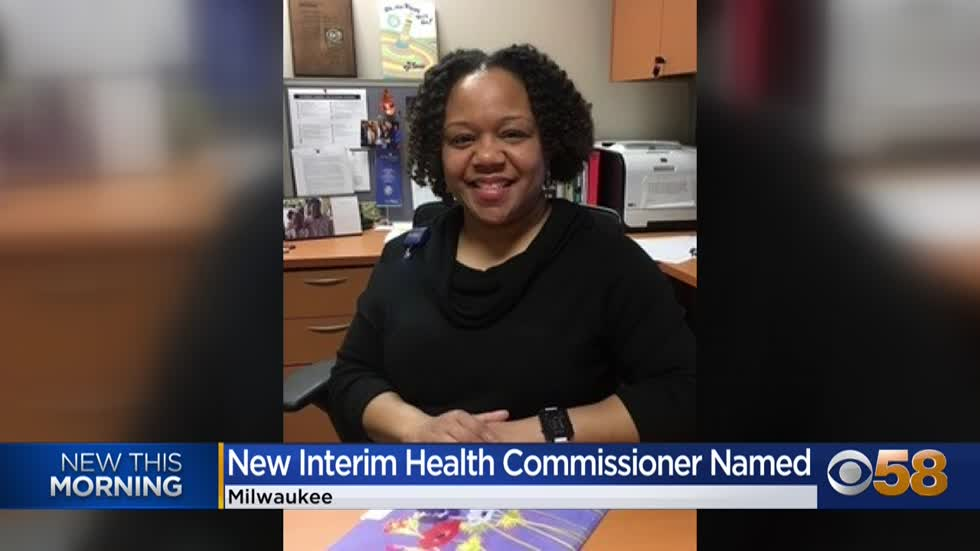 Milwaukee Health Department names interim commissioner